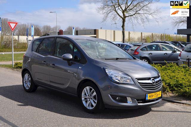 Opel Meriva 1.4 Turbo Edition/TREKHAAK/AIRCO/LM-VELGEN/CRUISE CONTROL/52.664 km NAP/nieuwe APK/NIEUWSTAAT/HOGE ZIT EN INSTAP
