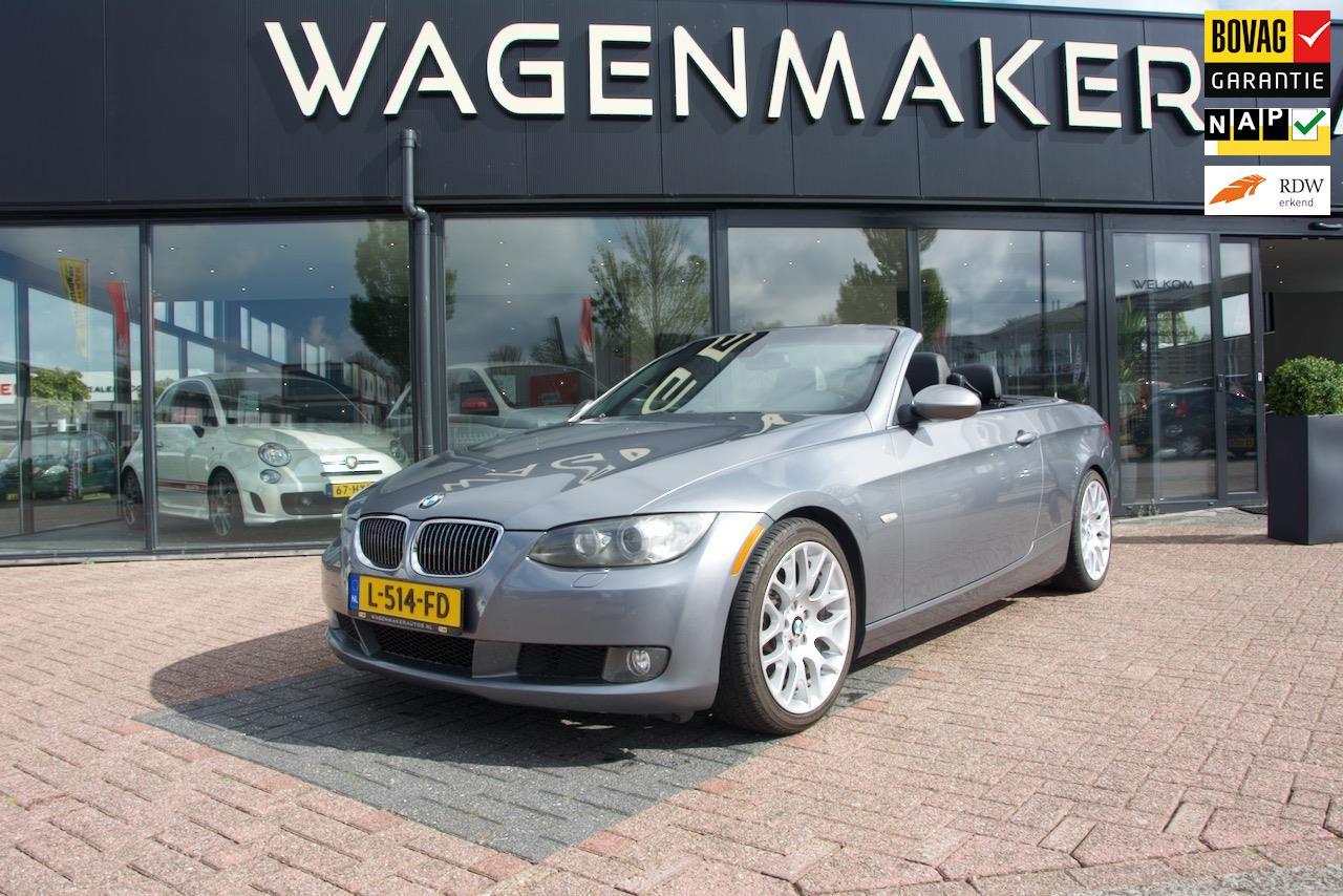 BMW 3-serie Cabrio occasion - Wagenmaker Auto's
