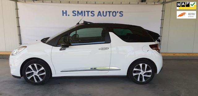 Citroen DS3 Cabrio 1.2 VTi Chic Navigatie, Nieuwe distributieriem