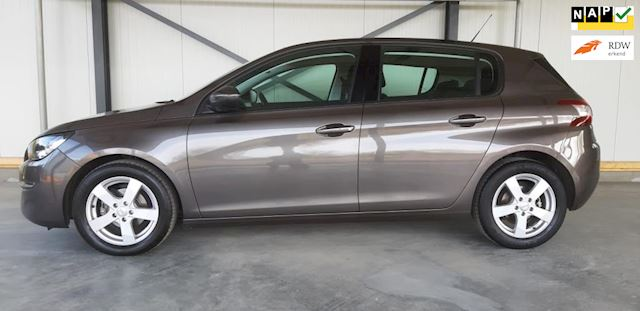 Peugeot 308 1.2 110 pk, Navigatie, Nieuwe distributieriem, Isofix