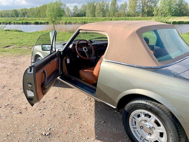 Peugeot 504 CABRIOLET 2.0 TI