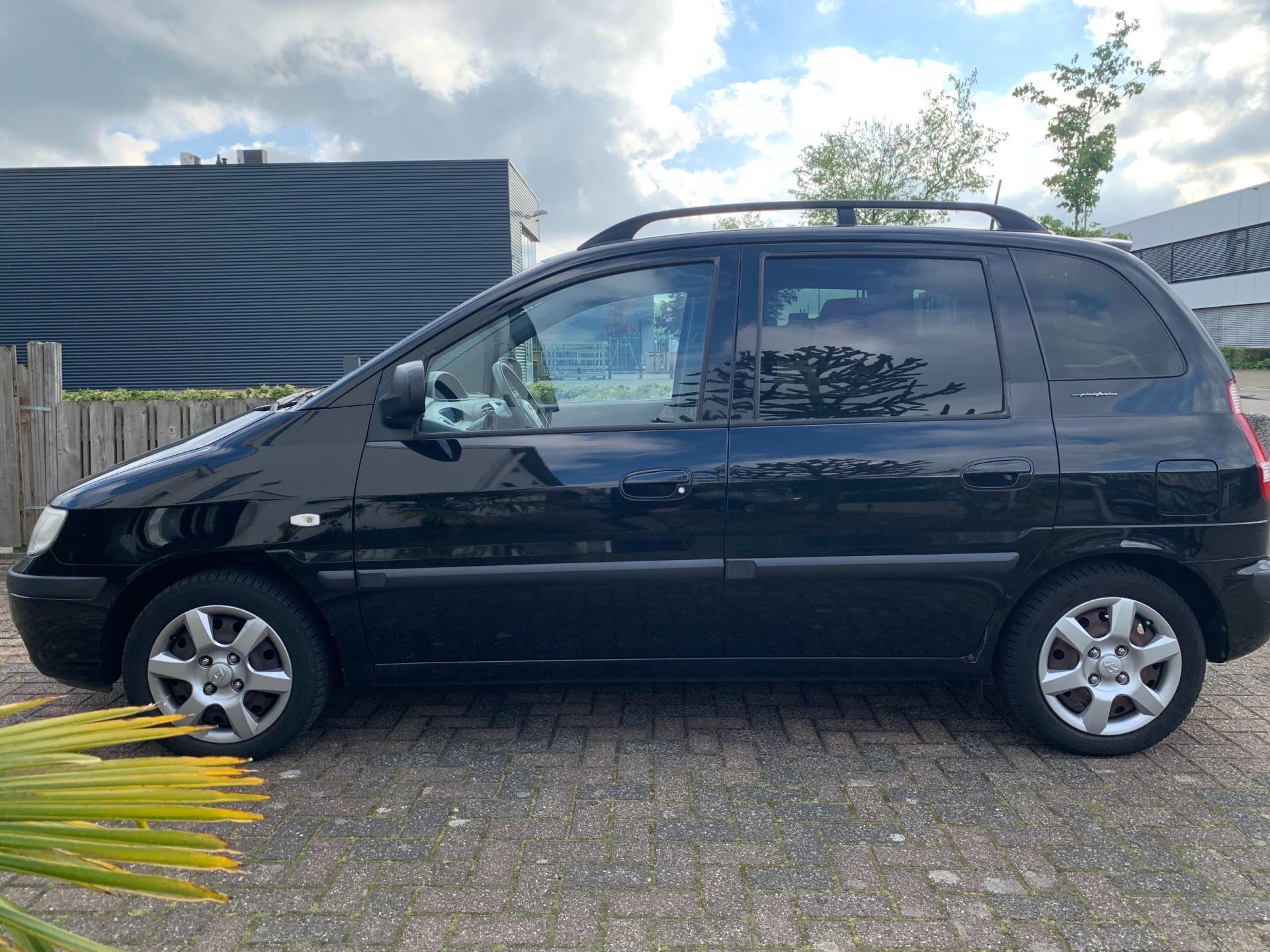 Hyundai Matrix occasion - Brabant Auto's