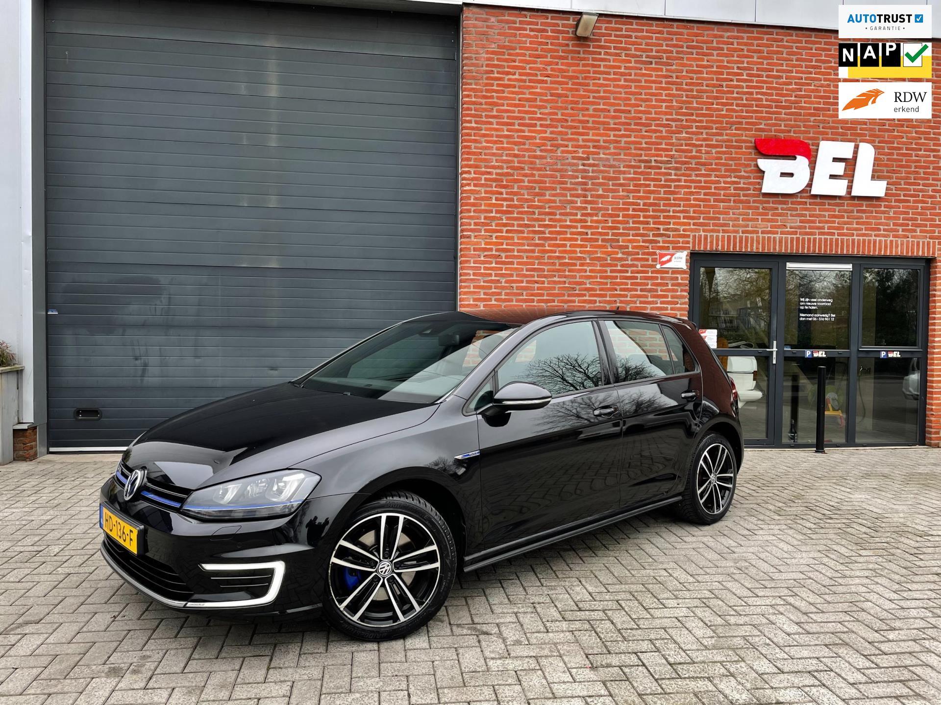 Volkswagen Golf occasion - Bel Auto's