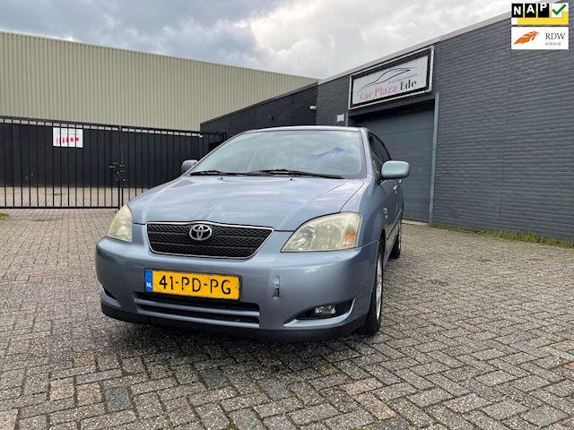 Toyota Corolla 1.6 VVT-i Linea Sol Clima Navi LM-Wielen Trekhaak APK NAP.