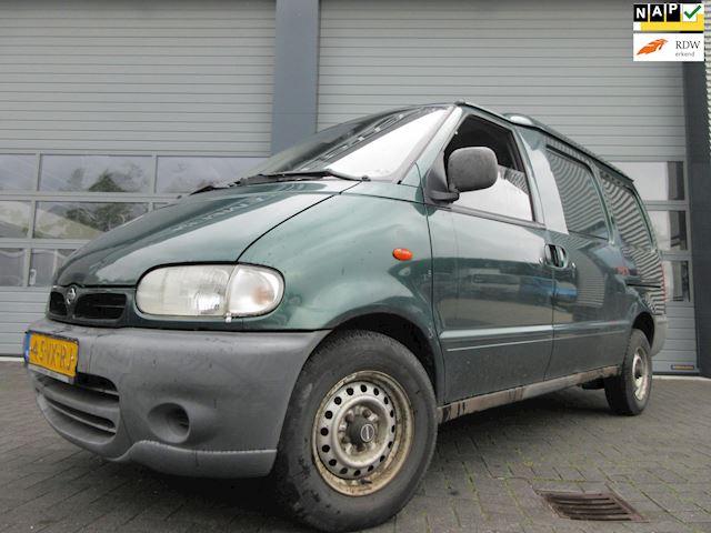 Nissan Vanette 2.3 Cargo Basis