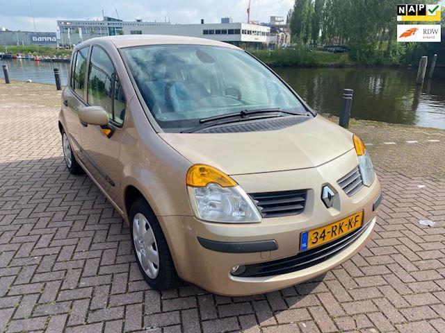 Renault Modus 1.2-16V Dynamique Luxe 1e eigenaar nieuwe distributie 150 dkm nap zeer mooie auto airco stereo bj 2005