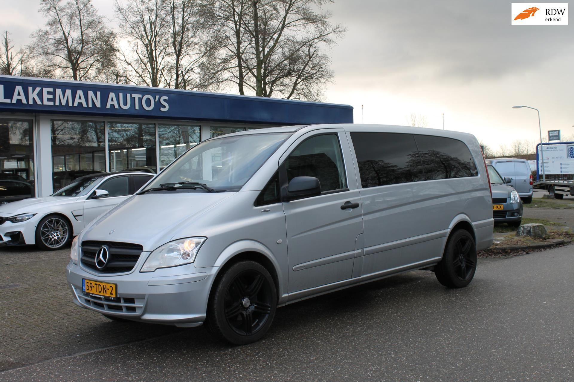 Mercedes-Benz Vito occasion - Lakeman auto's Almere B.V.