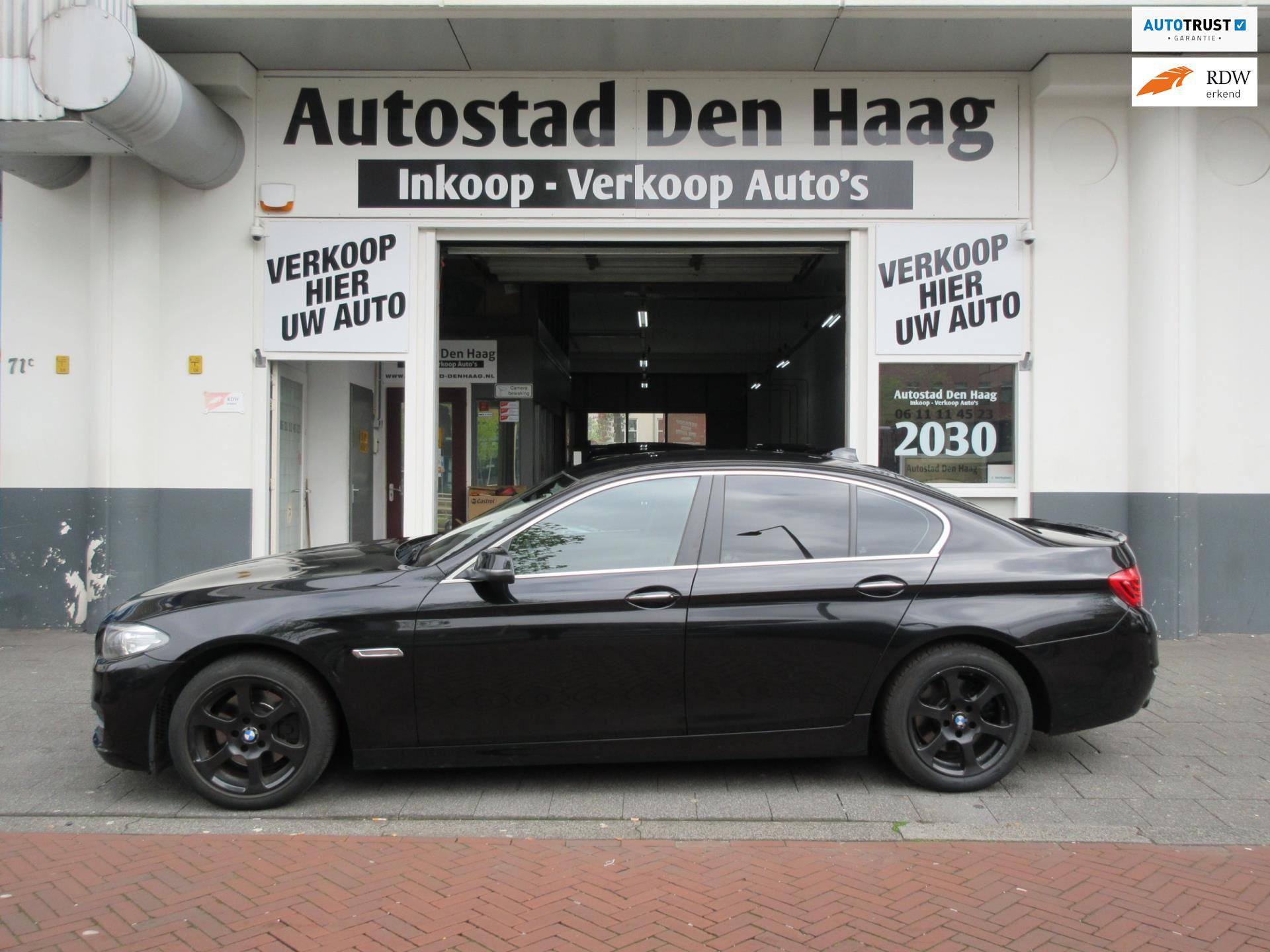 BMW 5-serie occasion - Autostad Den Haag