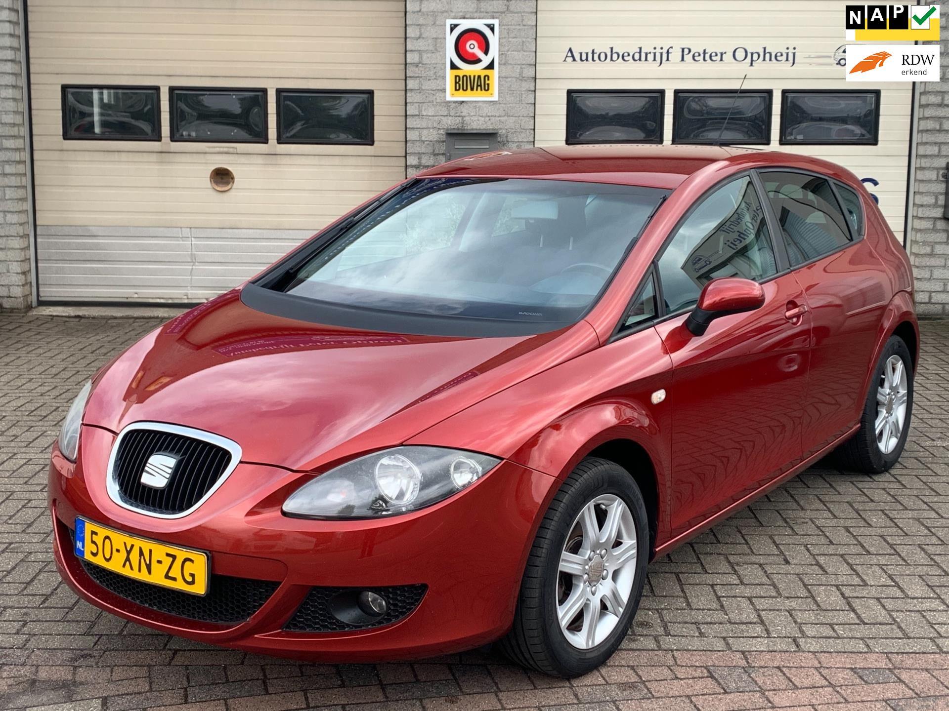 Seat Leon occasion - Autobedrijf Peter Opheij