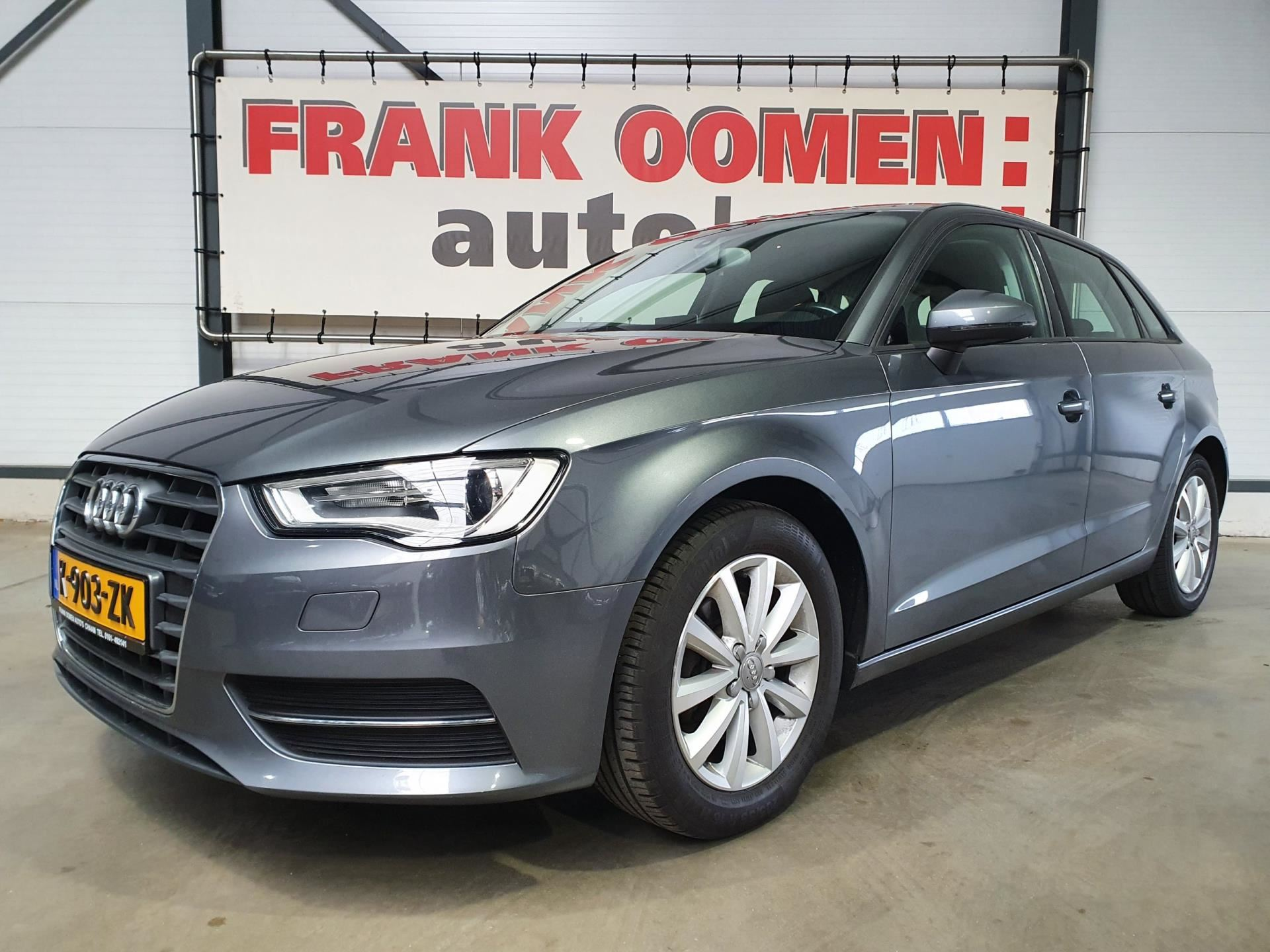 Audi A3 Sportback occasion - Frank Oomen Auto's B.V.