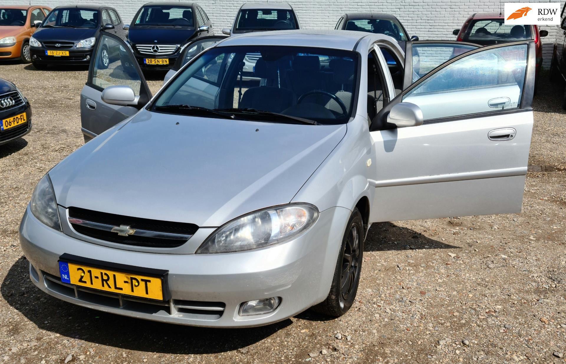 Chevrolet Lacetti occasion - DeAuto nl