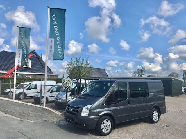 Ford Transit 260S 2.2 TDCI 6 Persoons/Airco/Cruise/Euro 4