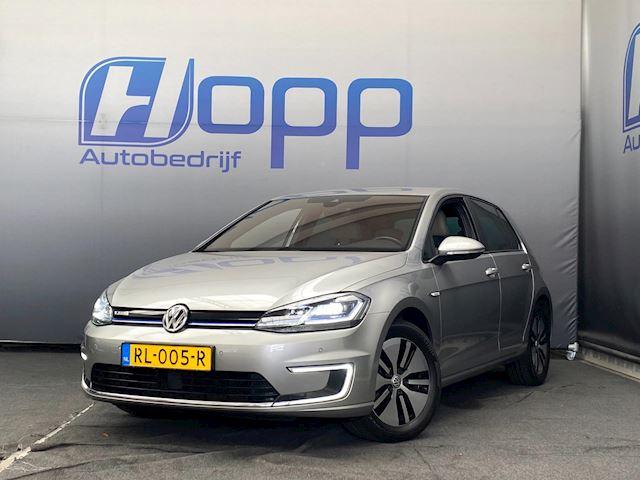 Volkswagen E-Golf occasion - Autobedrijf HOPP
