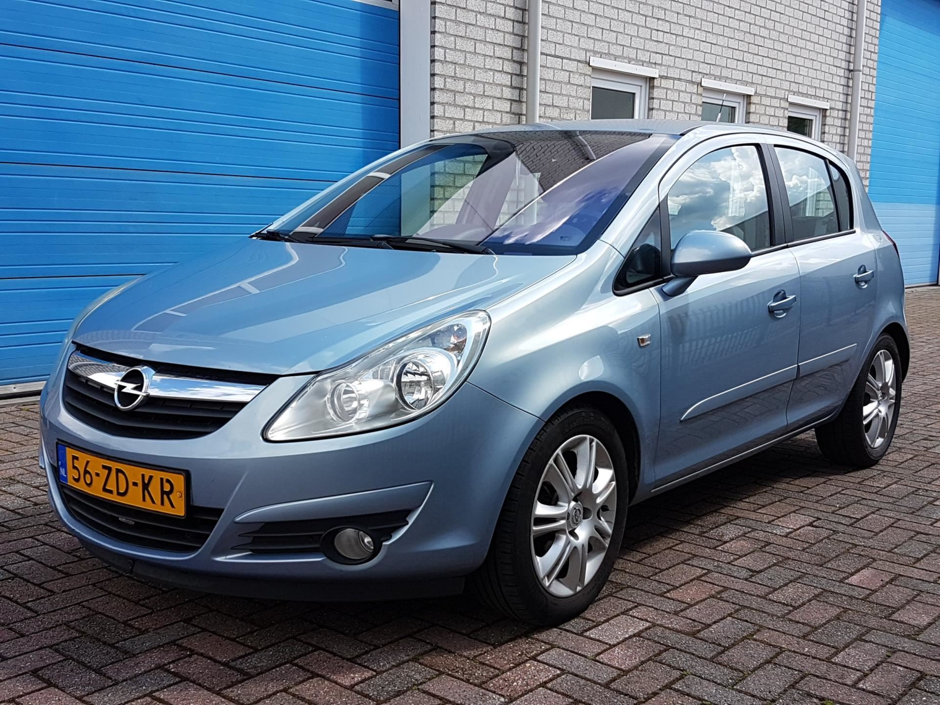 Opel Corsa occasion - TD Cars