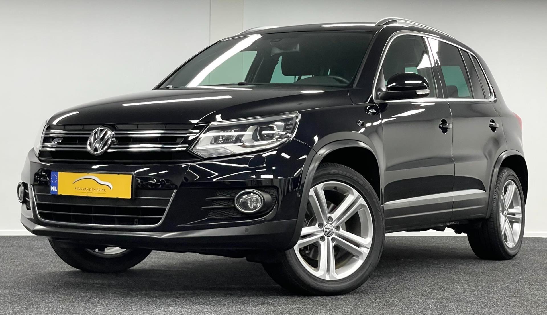 Volkswagen Tiguan occasion - Mink van den Brink Auto's