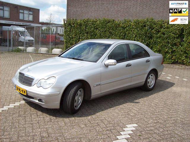 Mercedes-Benz C-klasse Automaat 180 K. Classic