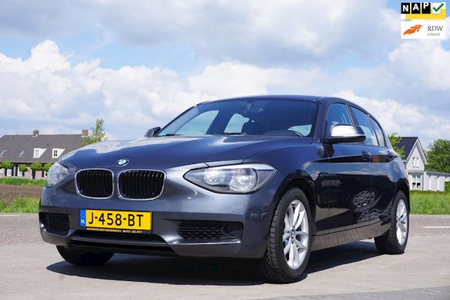 BMW 1-serie 116i Business, Airconditioning, LM Velgen