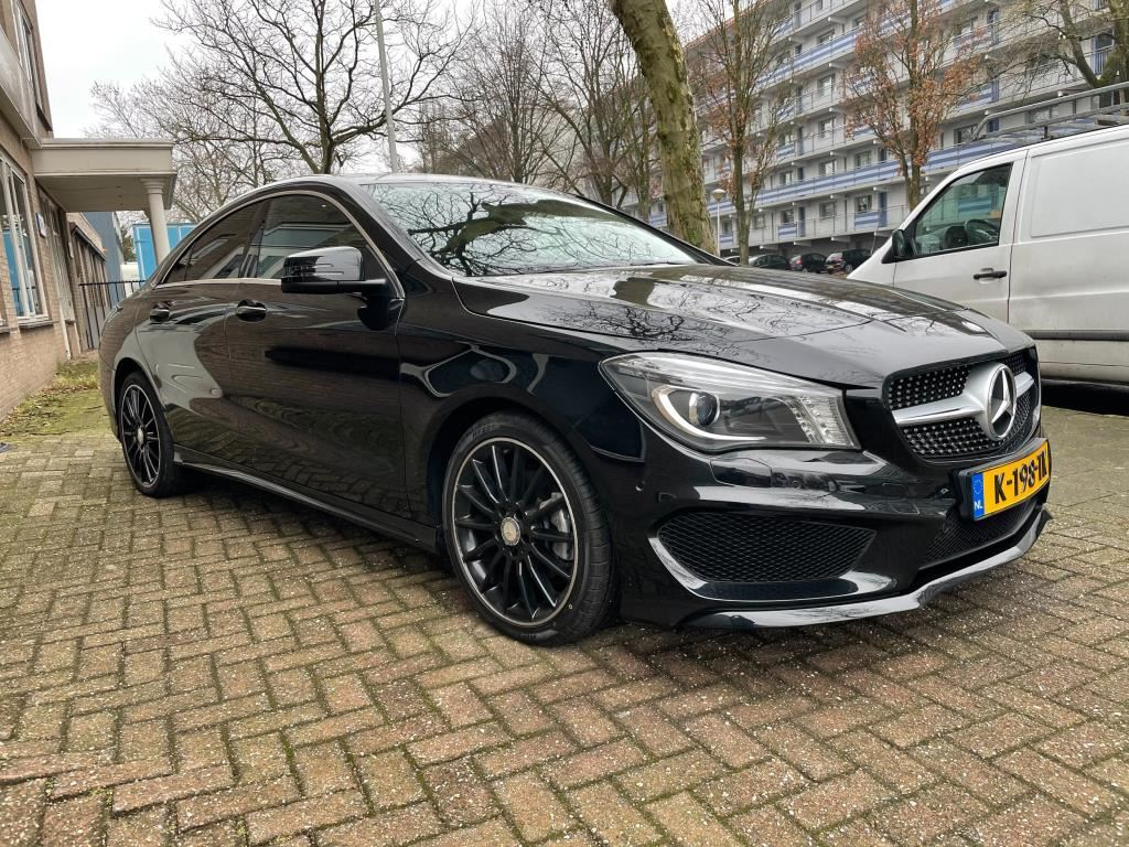 Mercedes-Benz CLA-klasse occasion - Van Hout Auto's