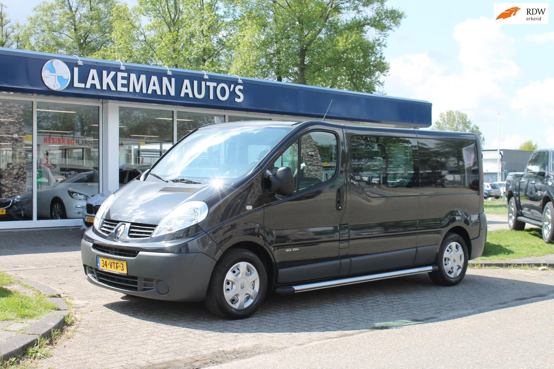Renault Trafic occasion - Lakeman auto's Almere B.V.
