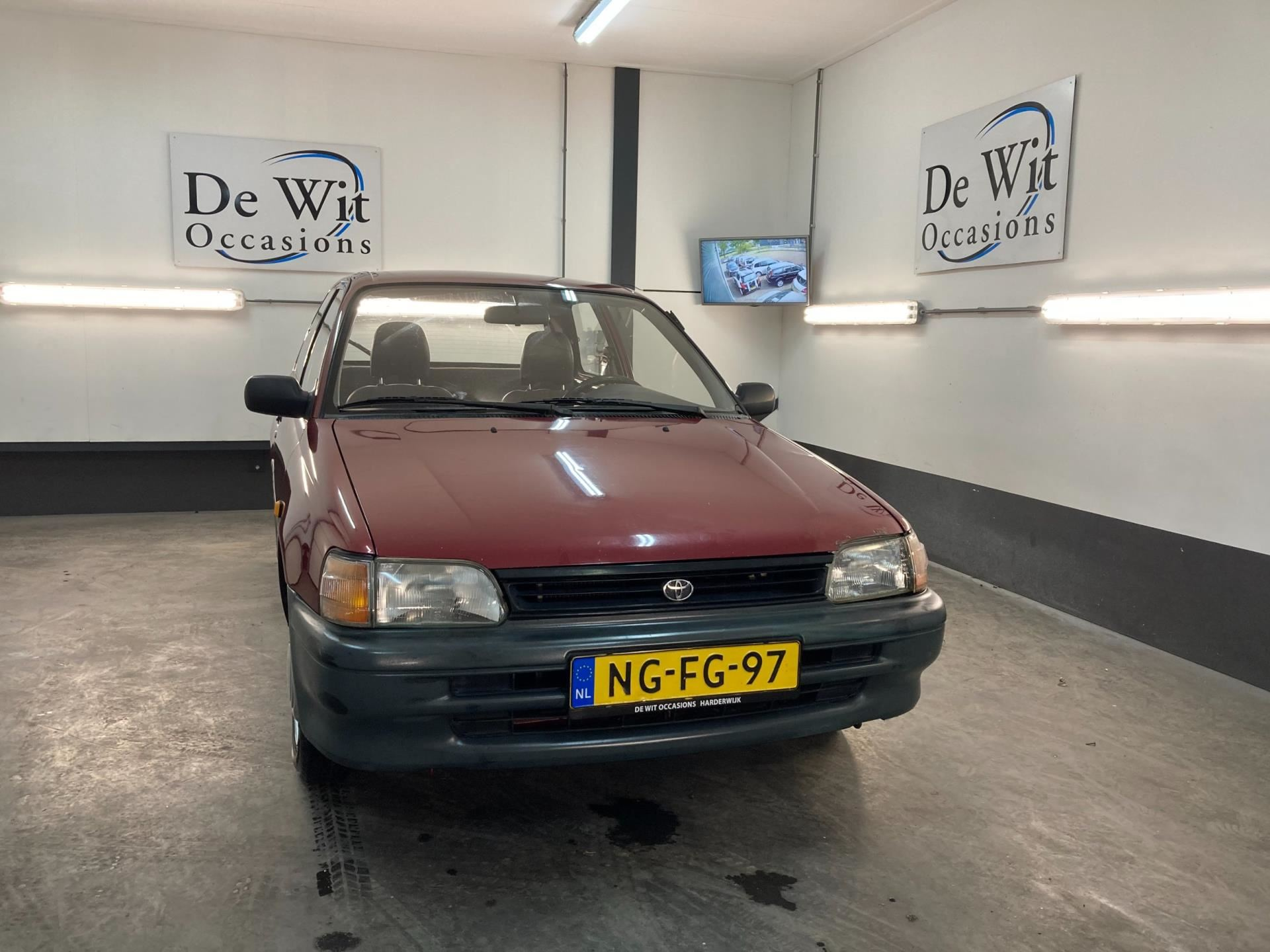 Toyota Starlet occasion - De Wit Occasions