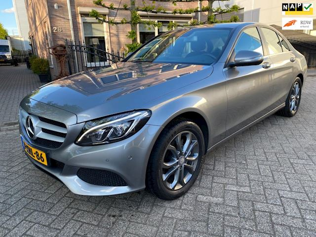 Mercedes-Benz C-klasse 220 CDI 170pk/led-verlichting