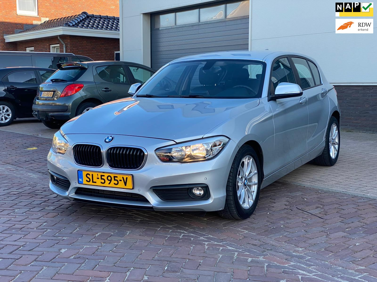 BMW 1-serie occasion - Randstad Occasions