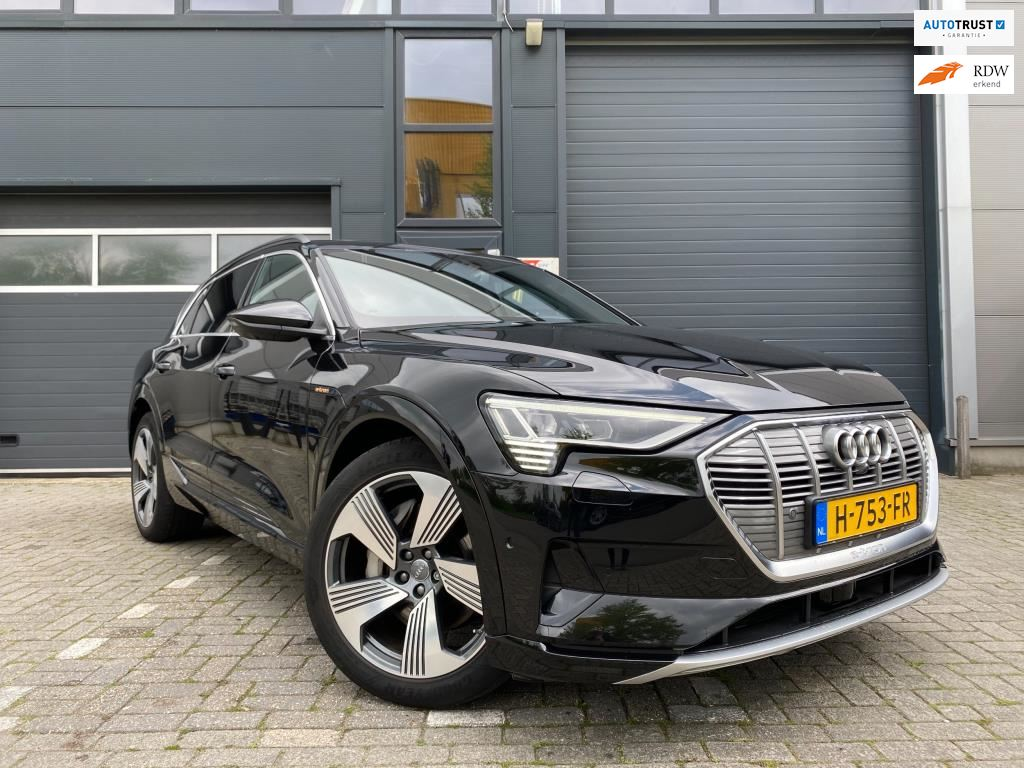Audi E-tron occasion - Carplatform Automotive