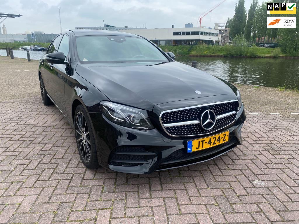 Mercedes-Benz E-klasse occasion - ML Cars - 's-Hertogenbosch