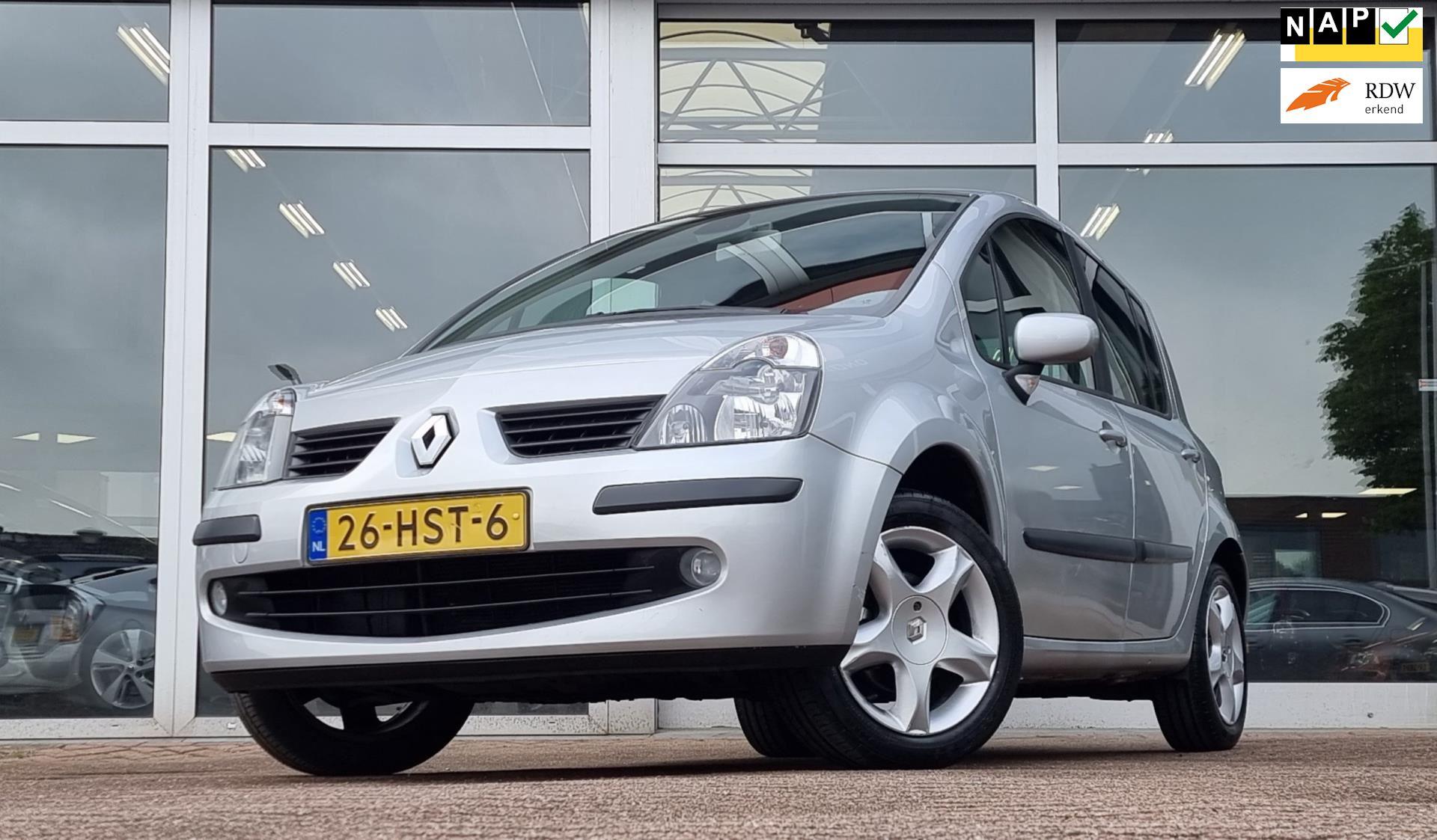 Renault Modus occasion - van den Boog Automotive