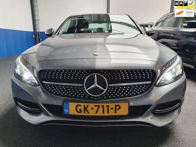 Mercedes-Benz C-klasse 220 CDI /2de Eig/Dealeronderhouden/Xenon/PDC/NAVI/NW APK bij aflevering/ Inruil Mogelijk