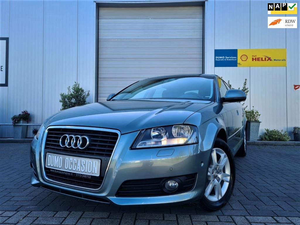 Audi A3 Sportback occasion - DUMO Automotive