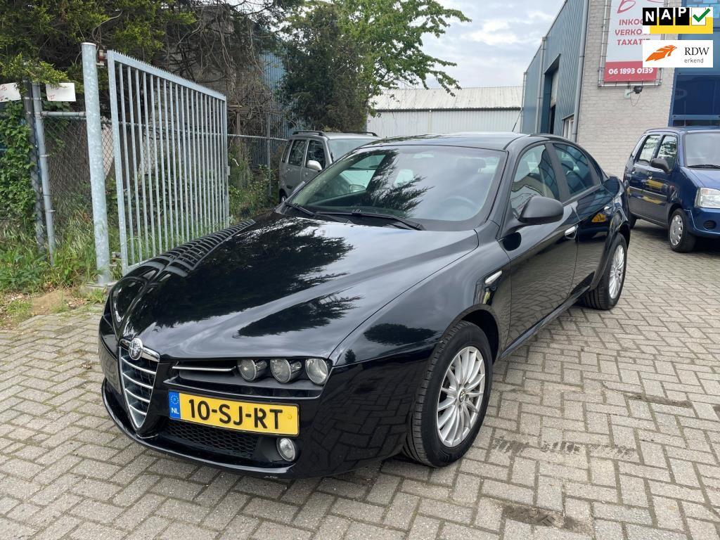 Alfa Romeo 159 occasion - Hans van den Heuvel Auto´s
