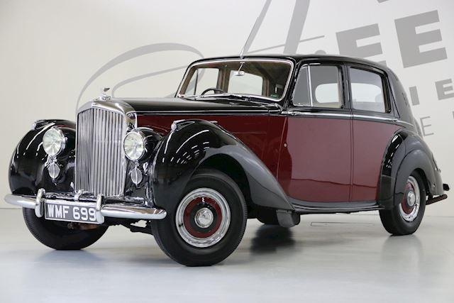 Bentley MK V1 SPORTS SALOON occasion - Aeen Exclusieve Automobielen