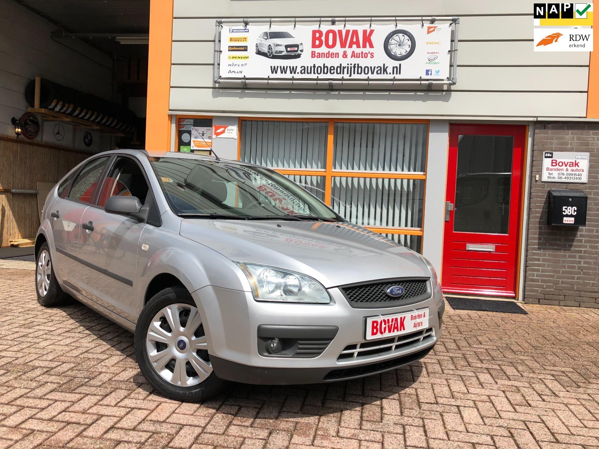 Ford Focus occasion - Autobedrijf Bovak