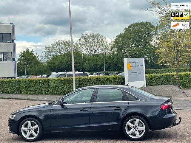 Audi A4 occasion - Jesse de Koning Auto`s