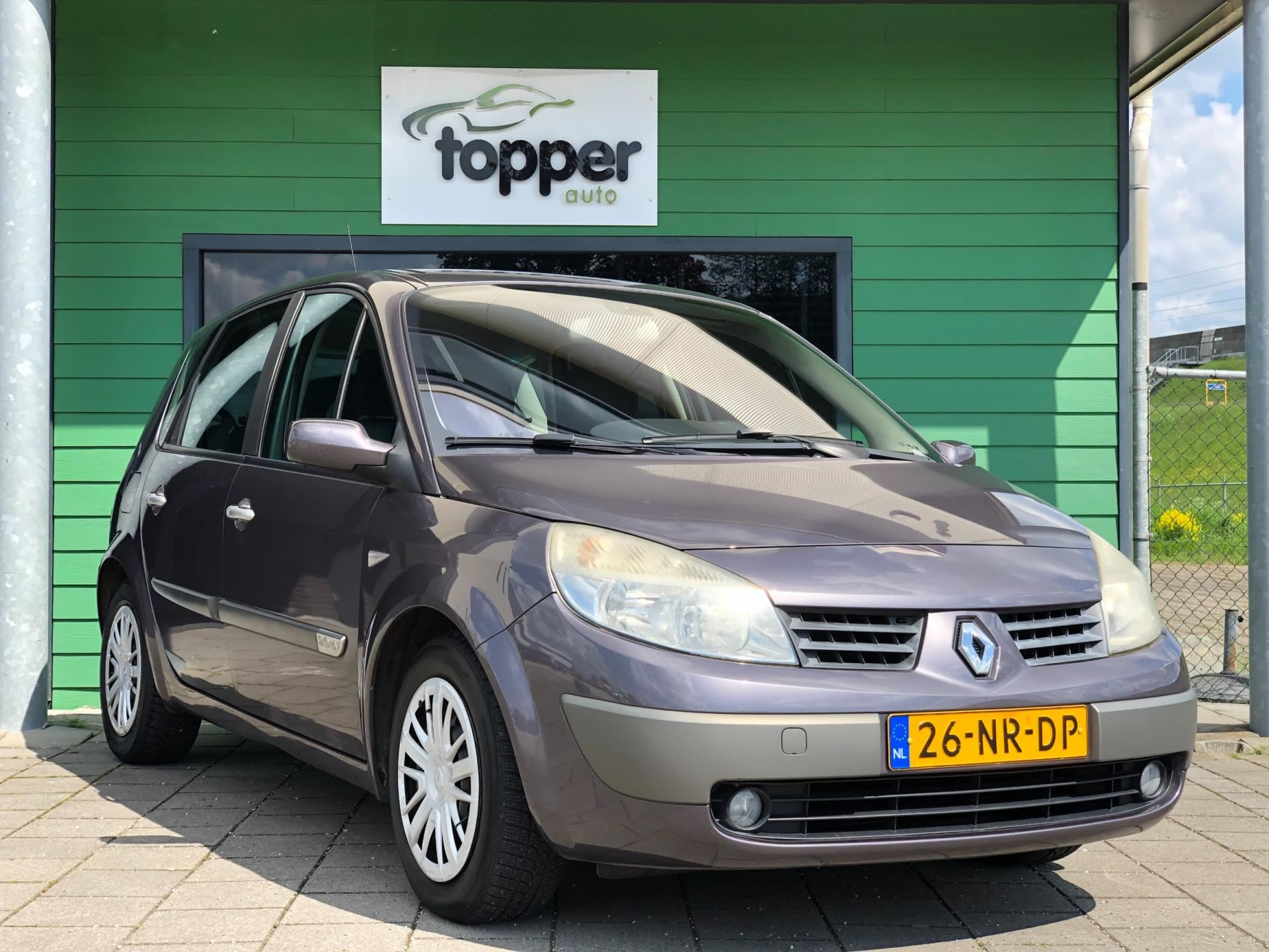 Renault Scénic occasion - Topper Auto