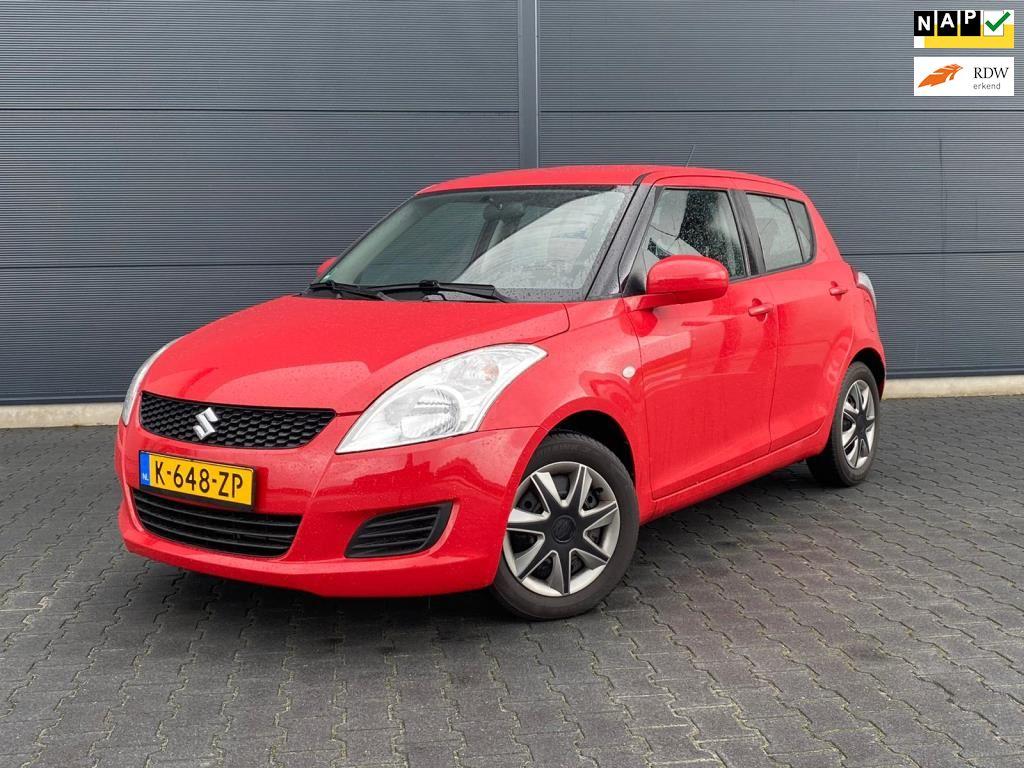 Suzuki Swift occasion - Veld Auto's