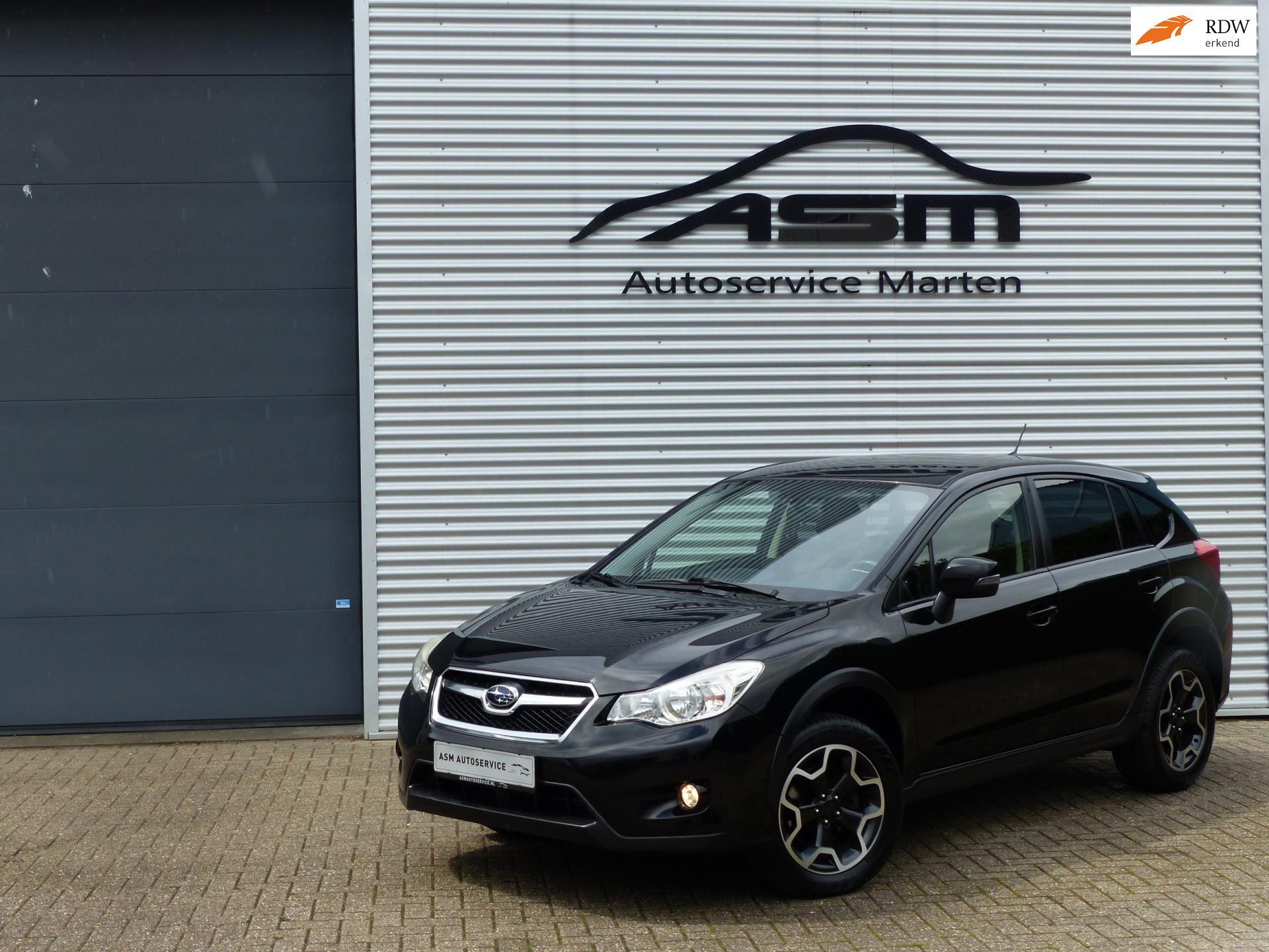 Subaru XV occasion - ASM Autoservice Marten