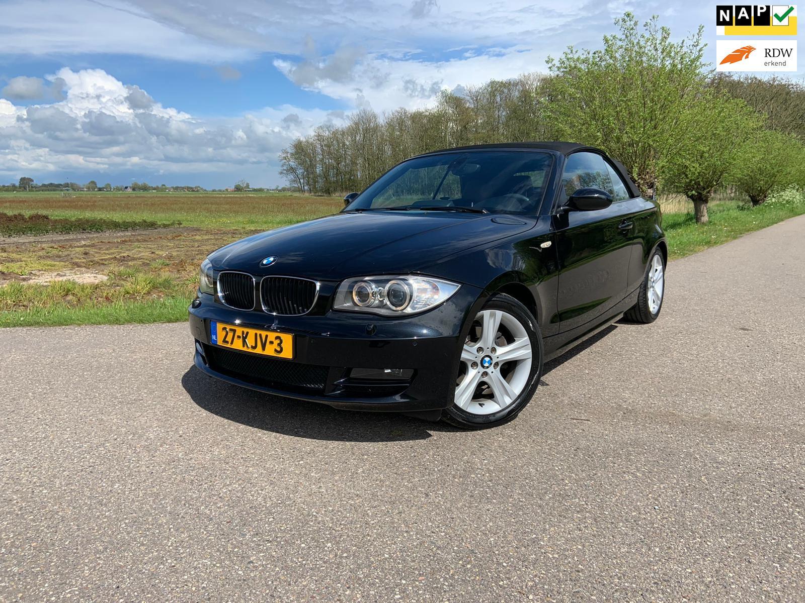 BMW 1-serie Cabrio occasion - Favoriet Occasions