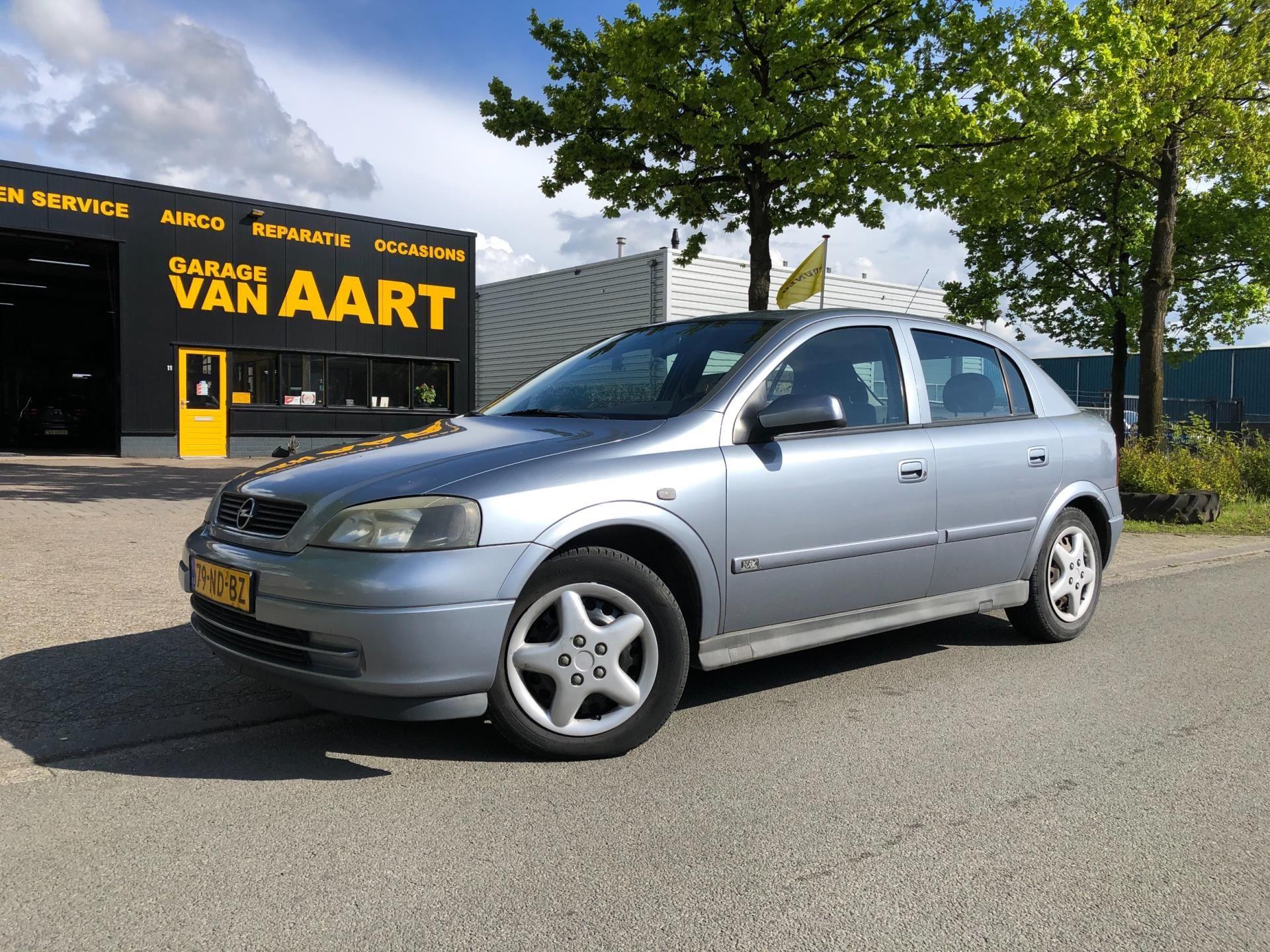 Opel Astra occasion - Garage van Aart
