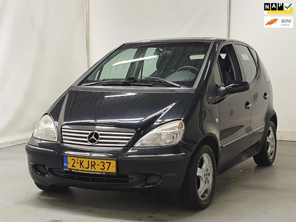 Mercedes-Benz A-klasse occasion - Autohandel Honing