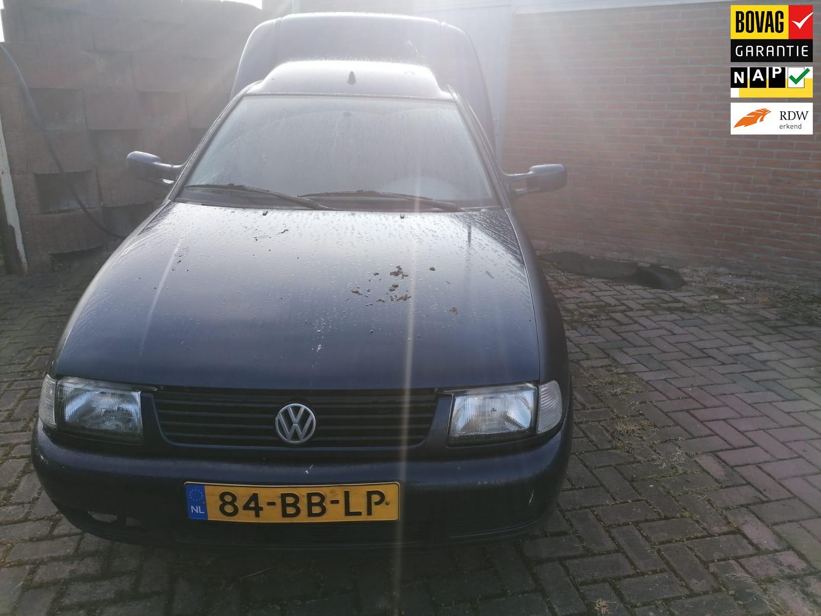 Volkswagen Caddy occasion - Auto van Beek