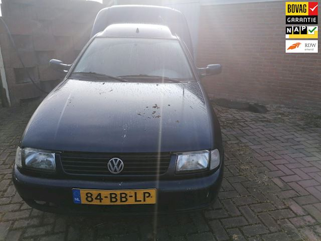 Volkswagen Caddy 1.9 TDI Export
