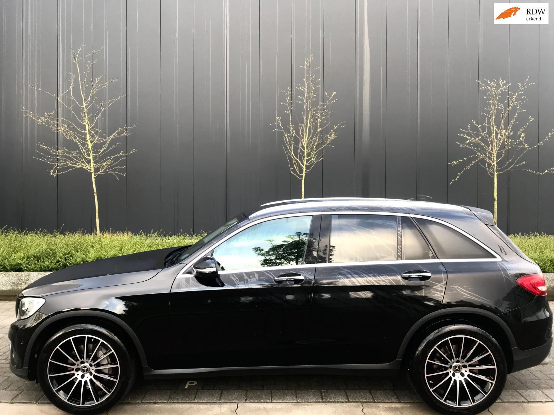 Mercedes-Benz GLC-klasse occasion - EHD Automotive
