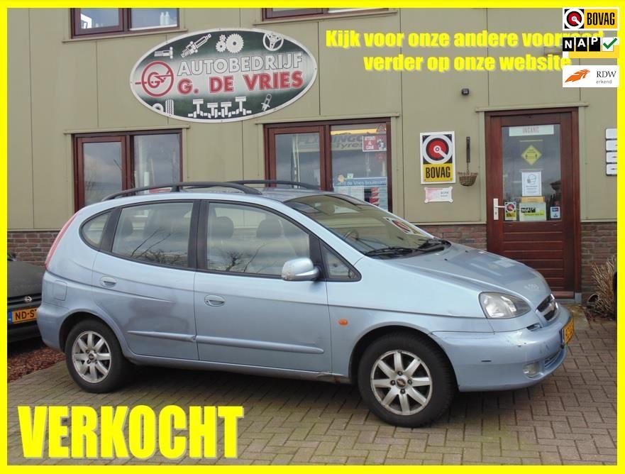 Chevrolet Tacuma occasion - Autobedrijf Gerrit de Vries
