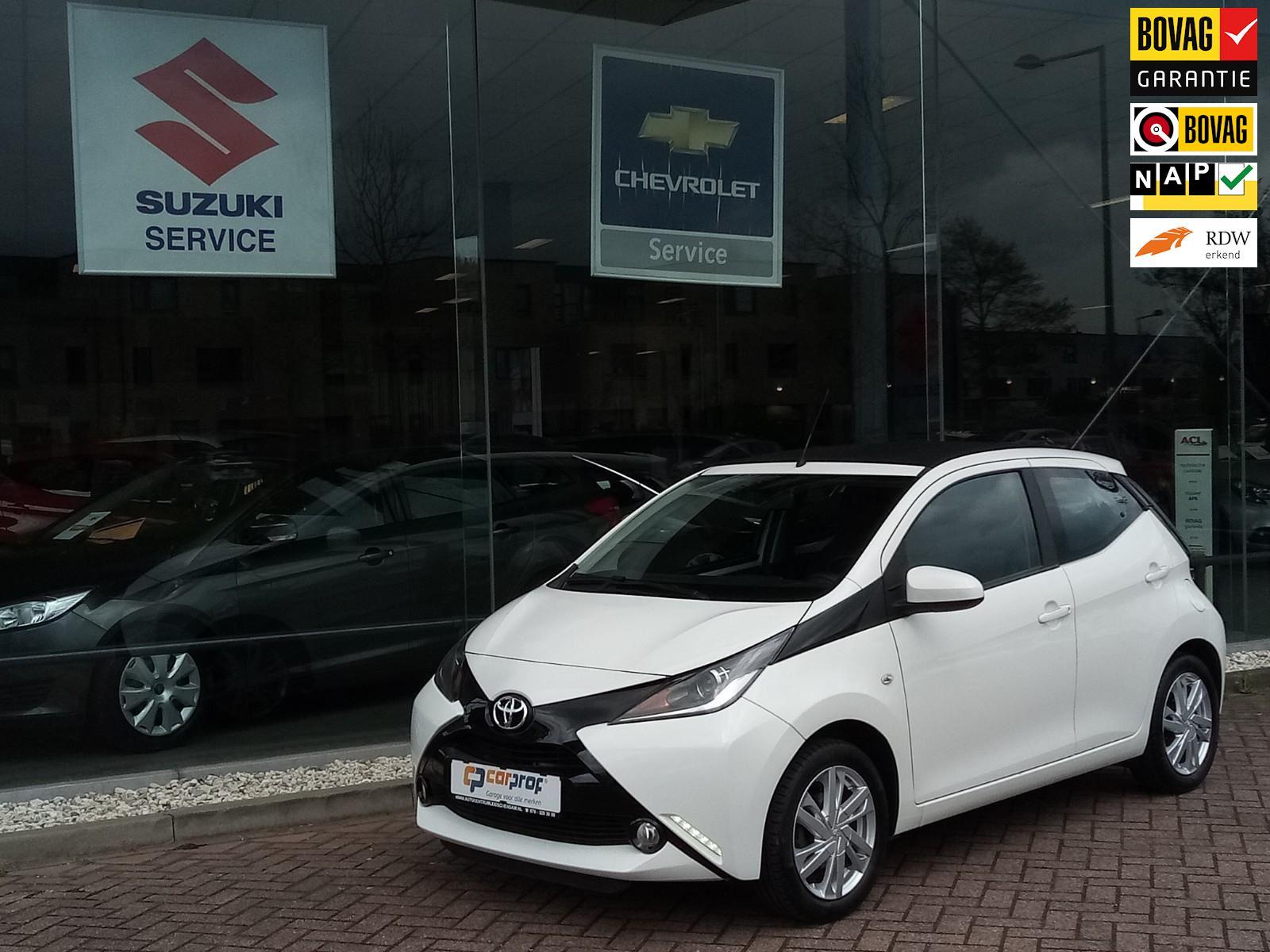 Toyota Aygo occasion - Auto Centrum Leidschendam
