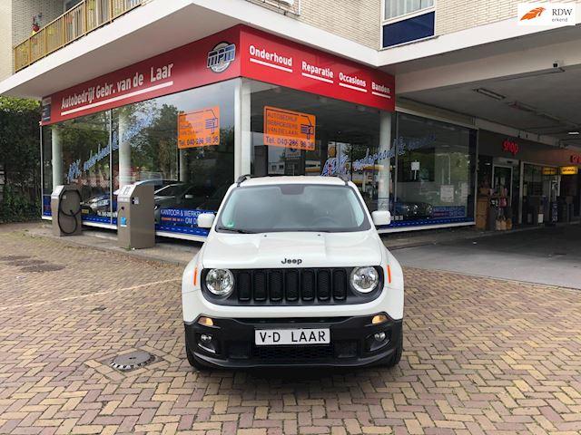 Jeep Renegade occasion - Autobedrijf van de Laar
