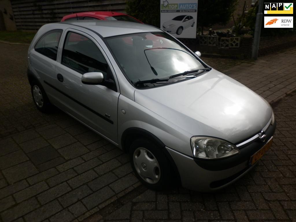 Opel Corsa occasion - Autobedrijf in en verkoop auto's Evert van den Top