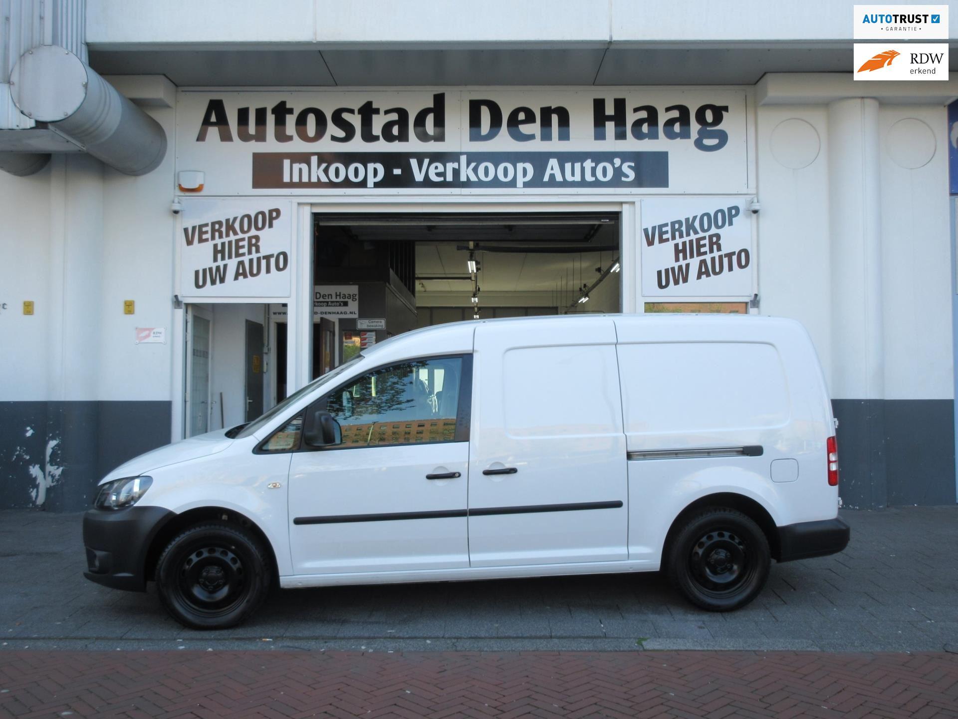 Volkswagen Caddy occasion - Autostad Den Haag