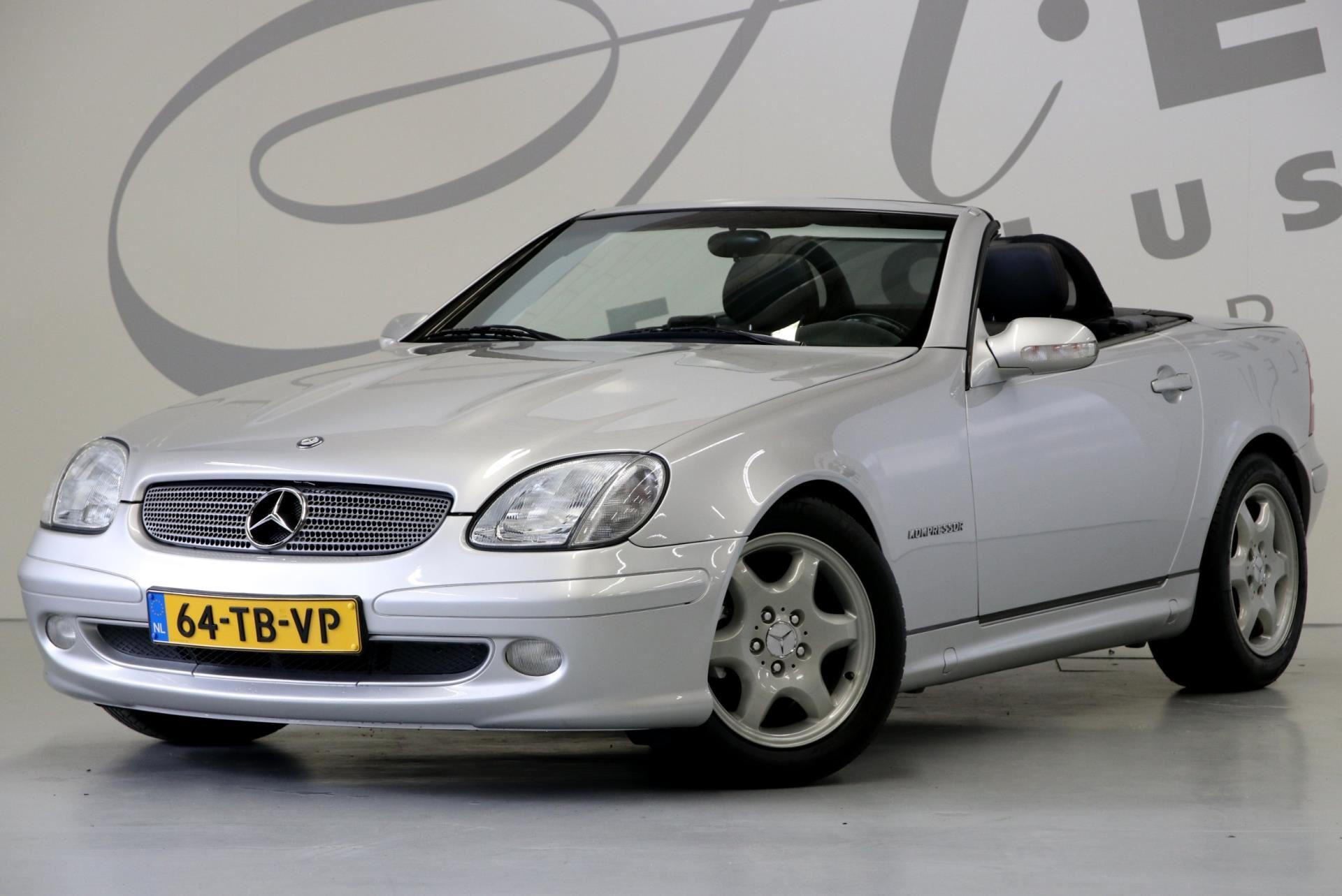 Mercedes-Benz SLK-klasse occasion - Aeen Exclusieve Automobielen